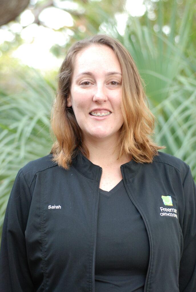 Team Member- Sarah