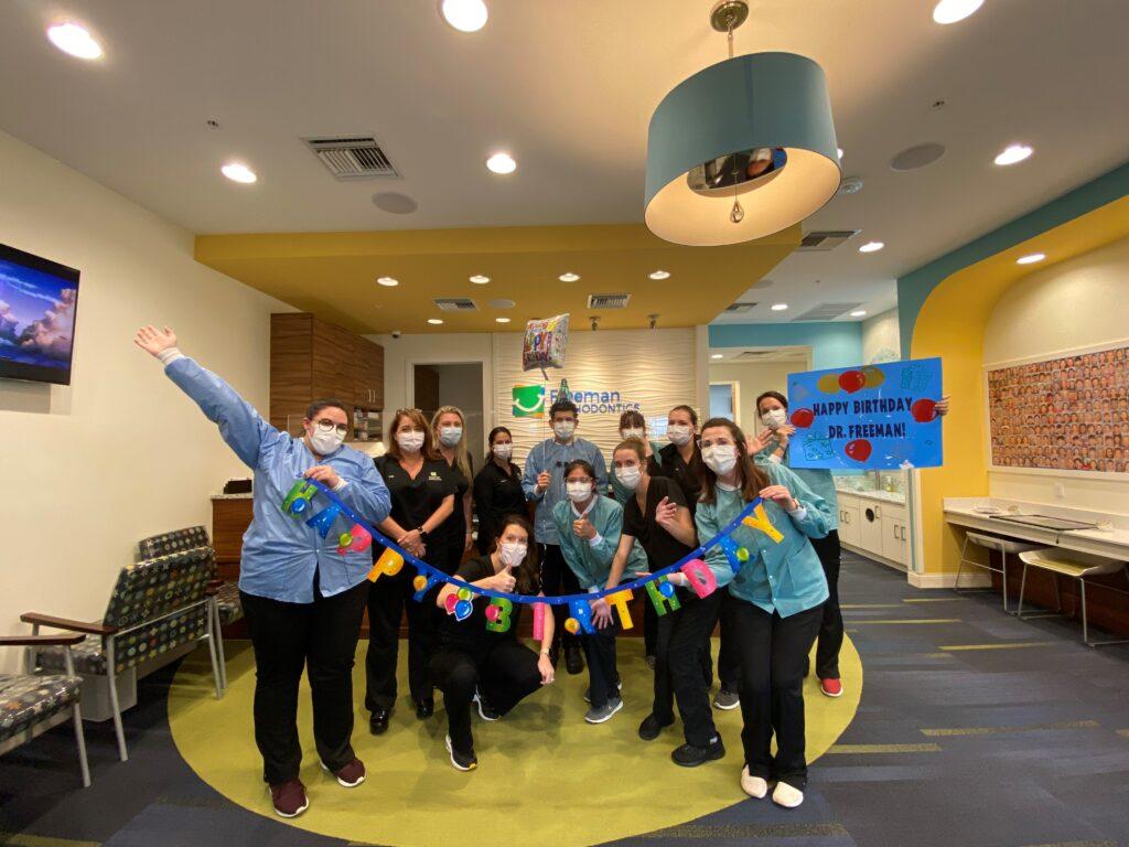 Freeman Orthodontics Team